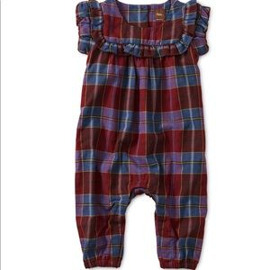 Tea Collection Dressy Girls One-Piece